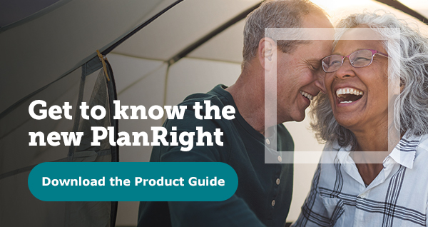 Get to know the new PlanRight. Download the Product Guide.